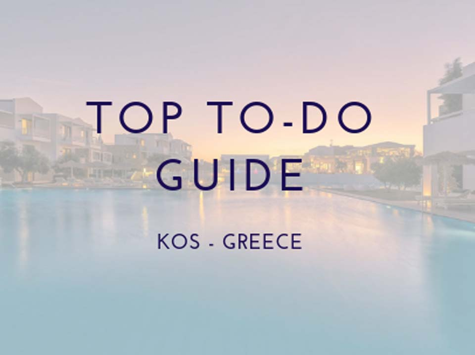 Top Things to do while in Kos
