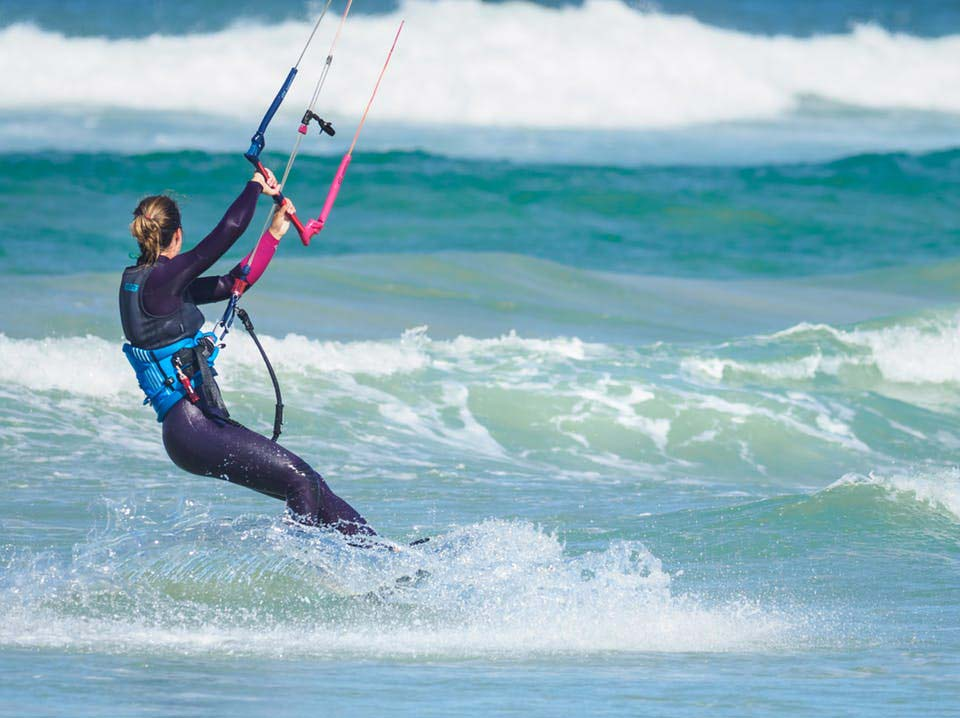 Windsurfing is Kos most popular pastime