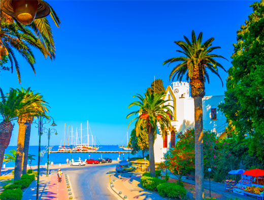 Find Your Inspiration In Kos Island