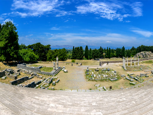 A Glimpse into History – the Most Significant Historical Sites of Kos