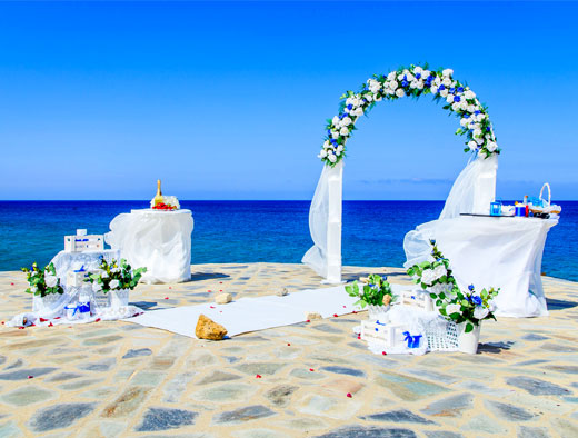 Organizing a wedding in Kos Island – All you need to know