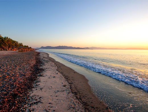 Lambi Beach – a Seaside Heaven Near Kos Town