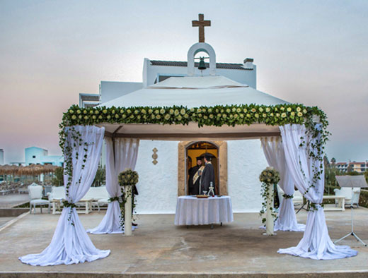 An Unforgettable Wedding Experience at the Kos Diamond Deluxe Hotel