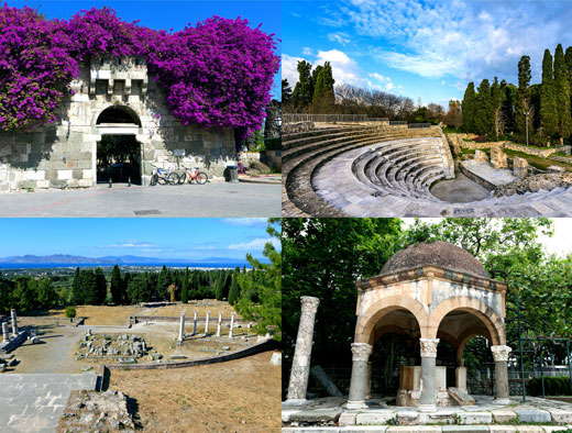 The Top-5 Historical Sites of Kos Island
