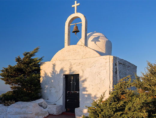 Sightseeing Special – the Important Monasteries of Kos!