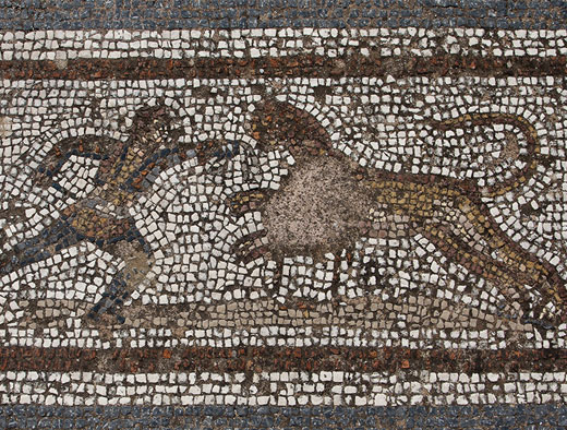 The mosaics of Kos Island – The Story
