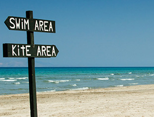 Explore the beaches of Kos island!