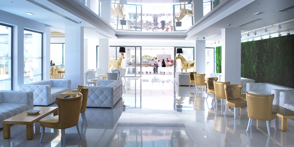 Kos Diamond Deluxe Hotel to stand out